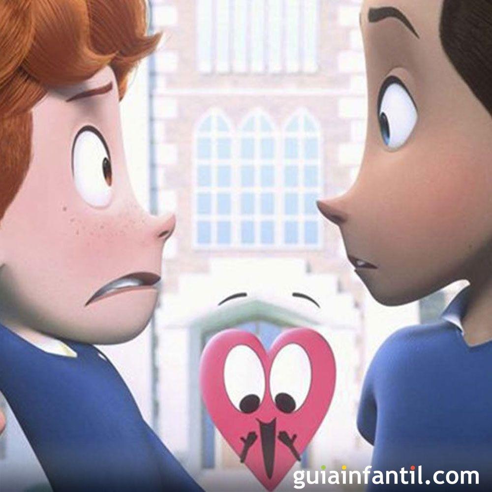 El corto animado sobre amor infantil gay que se ha hecho viral