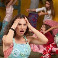 La técnica de las 5 gomas de pelo para no perder la paciencia con los hijos