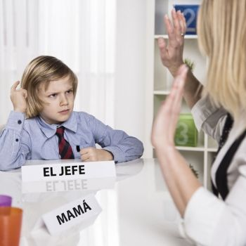 Cuando los niños intentan controlar a los padres