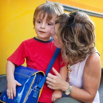 10 frases para controlar la ansiedad de los niños ante la vuelta al colegio