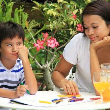 Castigar a los niños por no hacer los deberes ¿sí o no?