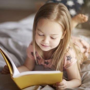 Qué es leer para los niños. La nota viral de una niña de 7 años