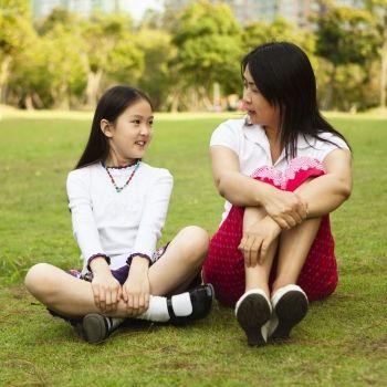 10 consejos para preparar a la niña para su primera regla