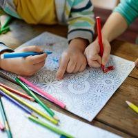 12 formas de utilizar la arteterapia con los niños