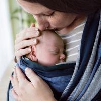 La maternidad se basa en el instinto y el sentido común