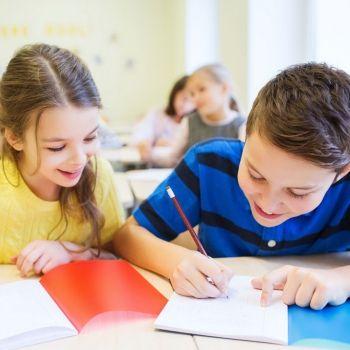 Por qué los chicos sacan mejores notas si están con chicas en clase