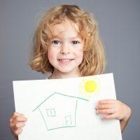 El test de la casa para conocer mejor la personalidad de tu hijo