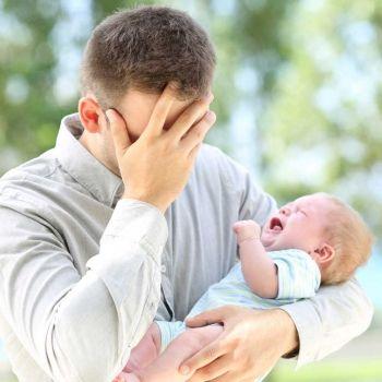 El peligro de zarandear al bebé