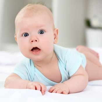 Por qué un bebé no puede ser hiperactivo