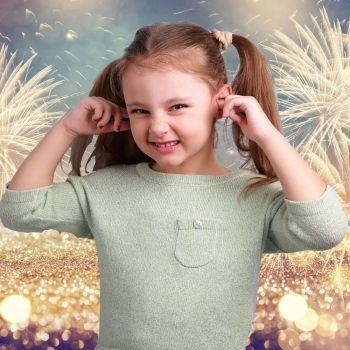 Las razones por las que los niños no deben usar pirotecnia en Navidades