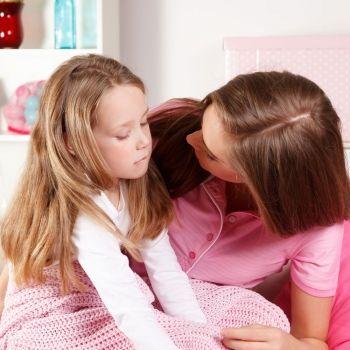 Las 3 causas principales de infelicidad en niños