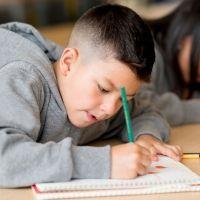 Cómo es el cerebro de los niños con letra fea o letra de doctor