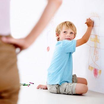 Un castigo distinto a medida que el niño crece