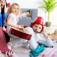 Cuando a los padres no nos apetece jugar... ¿somos malos padres?