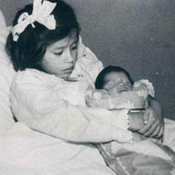 La horripilante historia de la madre más joven del mundo
