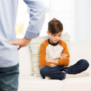Tabla para usar las consecuencias educativas según la edad del niño