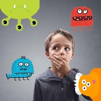9 monstruos emocionales que destruyen a tu hijo