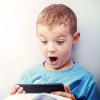 Tabla de tiempo de uso de la tablet o móvil en niños según su edad