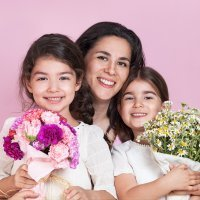 Distintas formas para celebrar el Día de la Madre