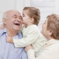 Felicidades abuelos, hoy es vuestro día