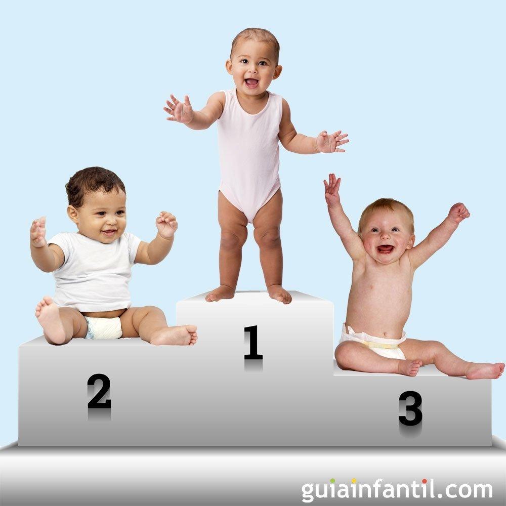 Nombres olímpicos para bebés