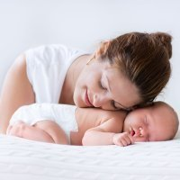 Las madres tenemos un instinto natural para los niños