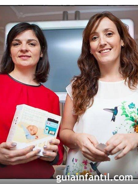 Rita Salvador y Susana De la Flor
