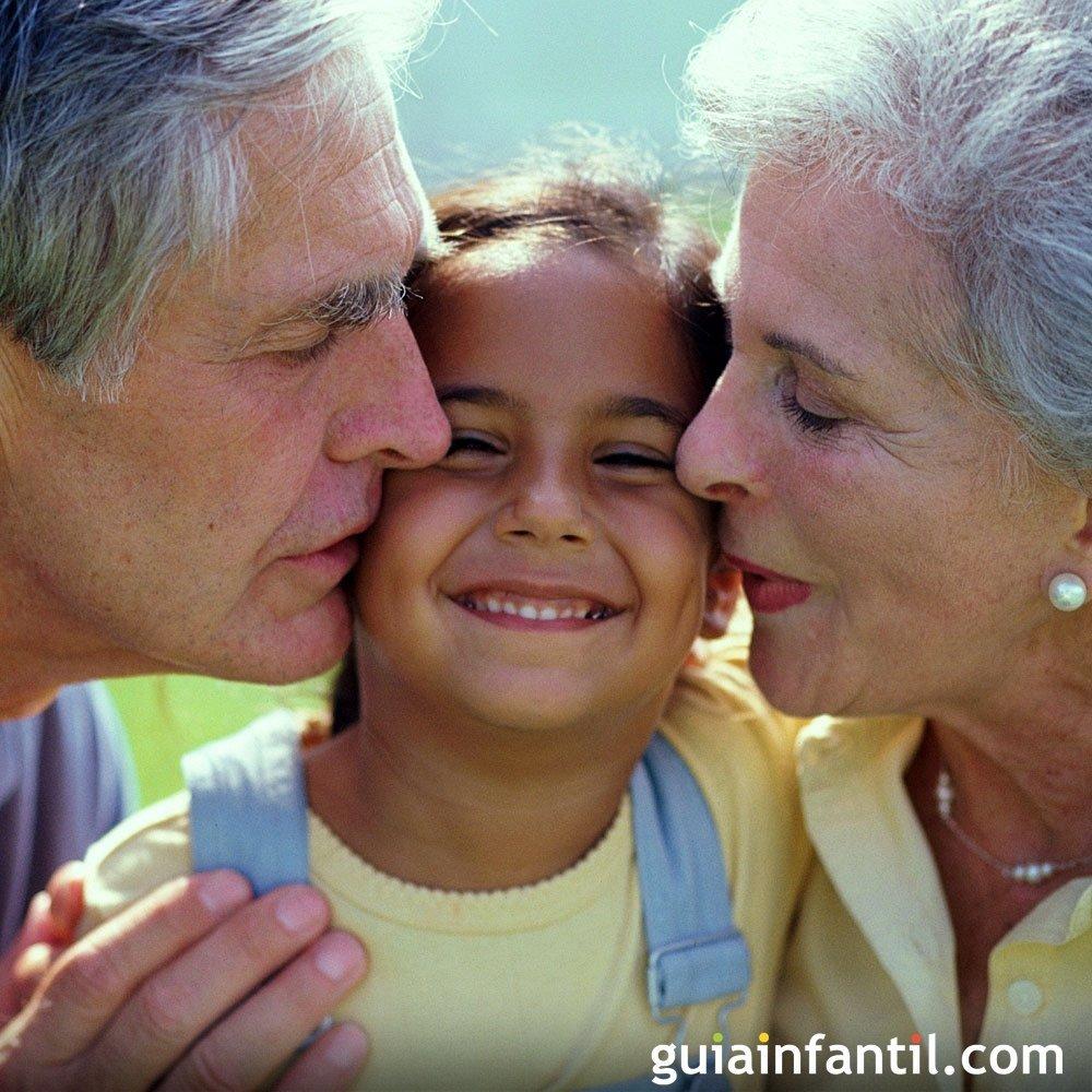 Lo que los abuelos pueden hacer por sus nietos