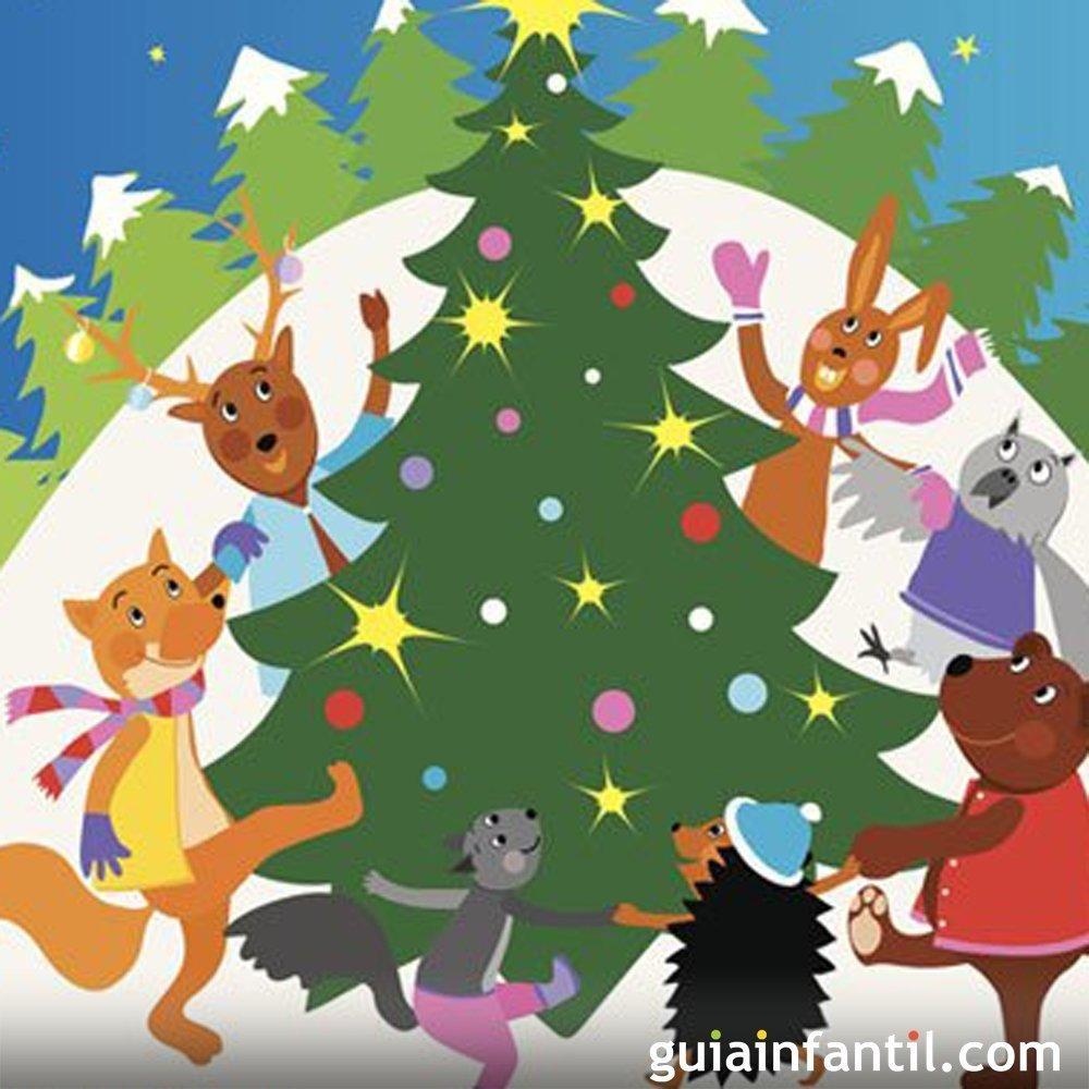 Cuento De Navidad Para Ni Os Con Moraleja Cuentos De Navidad Con  ~ Manualidades De Navidad Para  Ninos De Tres Años
