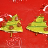 Aprende a hacer canapés fáciles para Navidad