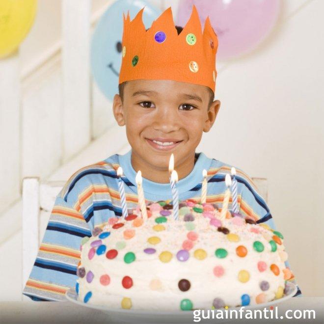Decoración de tartas para el cumpleaños de los niños