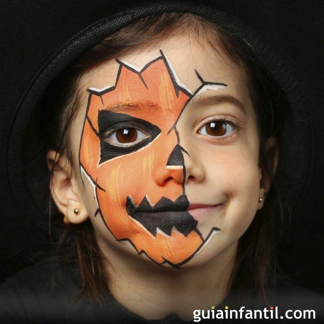 Ideas de maquillaje para halloween - Pintura cara halloween ...