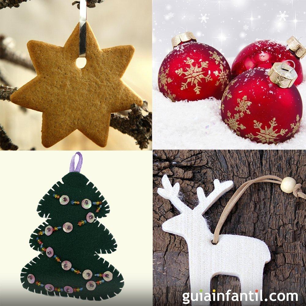 Ideas De Dibujos Para Navidad.Ideas Para Adornar El Arbol De Navidad