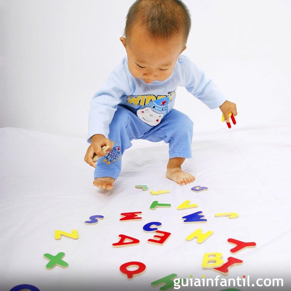 Ideas de juegos para que los ni os aprendan las letras del - Ideas fotos ninos ...