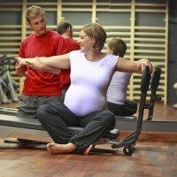 Ejercicios para embarazadas. Relajación y estiramientos paso a paso