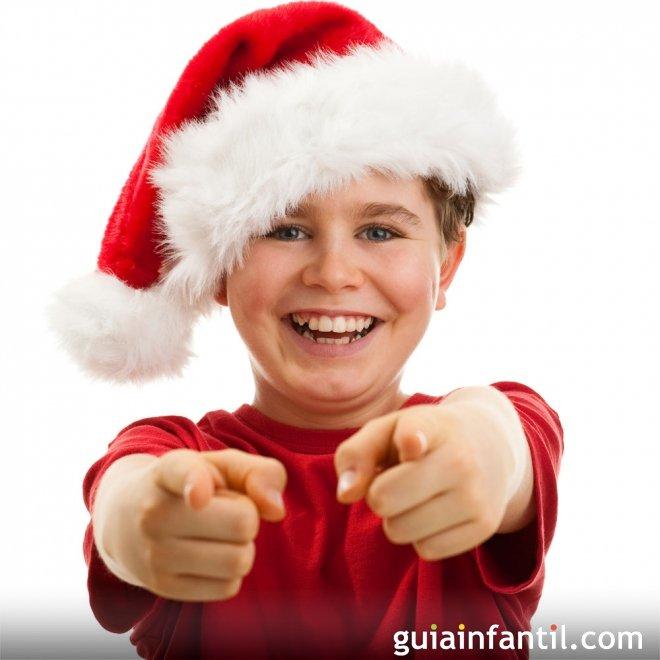 Disfraces de Navidad para los niños