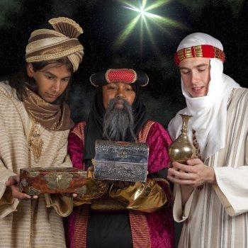 Los Reyes Magos en el mundo