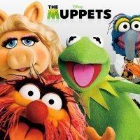 Los teleñecos. Personajes de la película Los Muppets