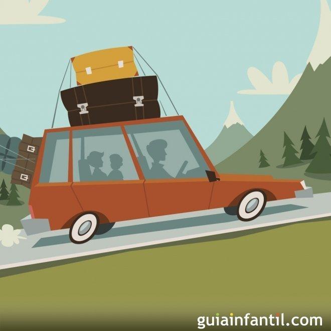 Dibujos para colorear de medios de transporte