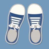 Dibujos para colorear de zapatos