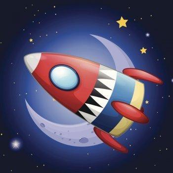 Dibujos del espacio para niños