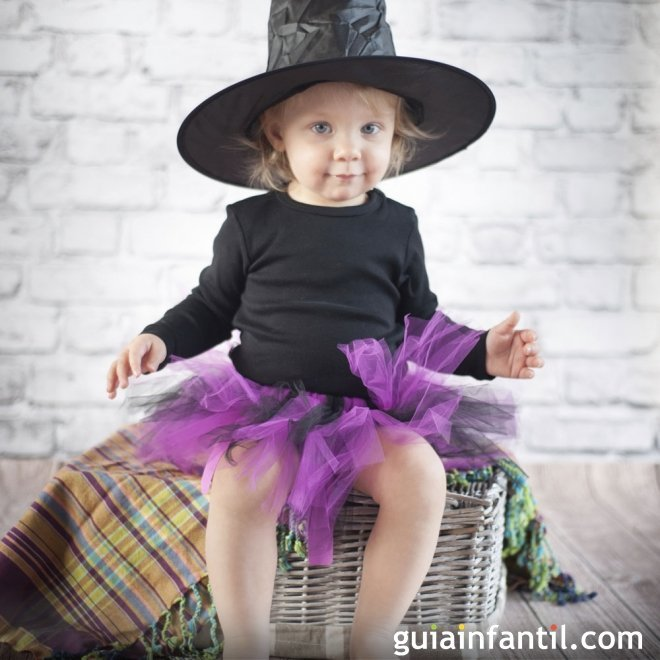 Ideas para disfraces de Halloween para niños