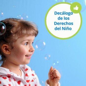 Decálogo de los derechos de los niños