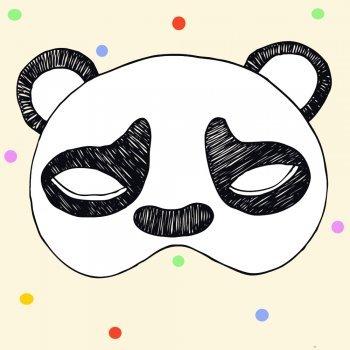 Dibujos de antifaces para pintar con los niños