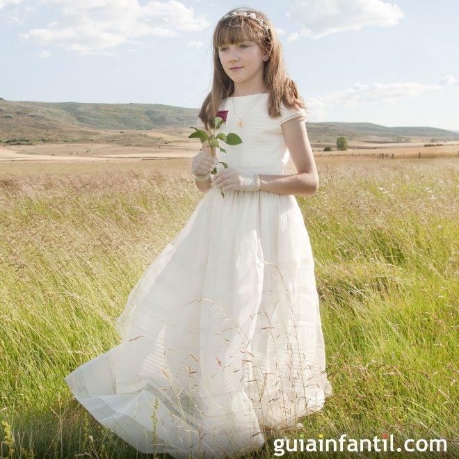 Ideas de vestidos de Primera Comunión para niñas