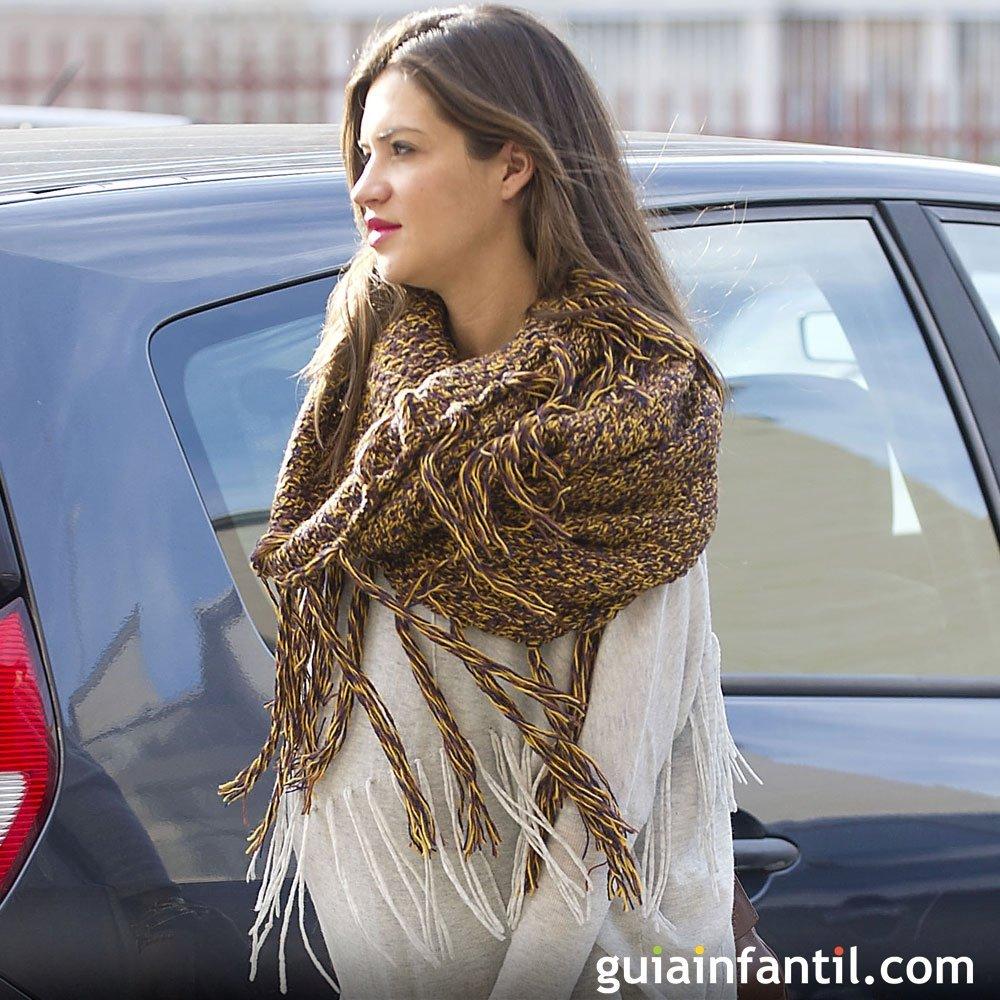 Famosas embarazadas. Moda de calle otoño invierno