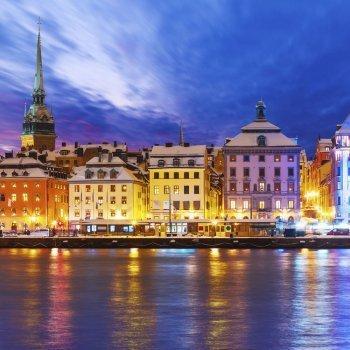 Viajar con los niños. Fotos de Estocolmo