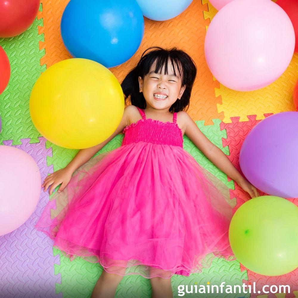9 experimentos con globos para hacer con niños