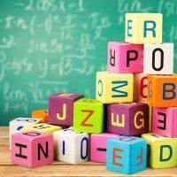 Fichas con las letras del abecedario para niños
