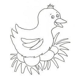 El gallo y la gallina